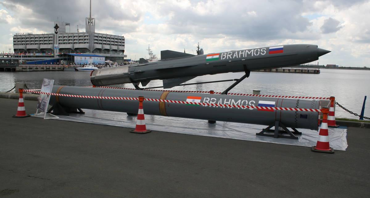 Ракеты Индия-Россия: теперь и под водой