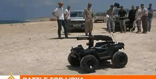Муаммара Каддафи убьет Терминатор