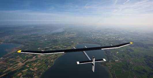 Самолет без бензина: лучший в Ле Бурже
