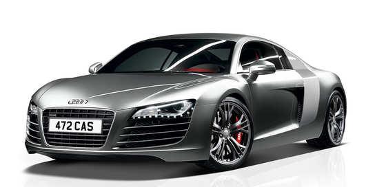 Юбилейный Audi: роскошная победа