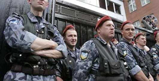 Крестовый поход: Беркут лупит православных