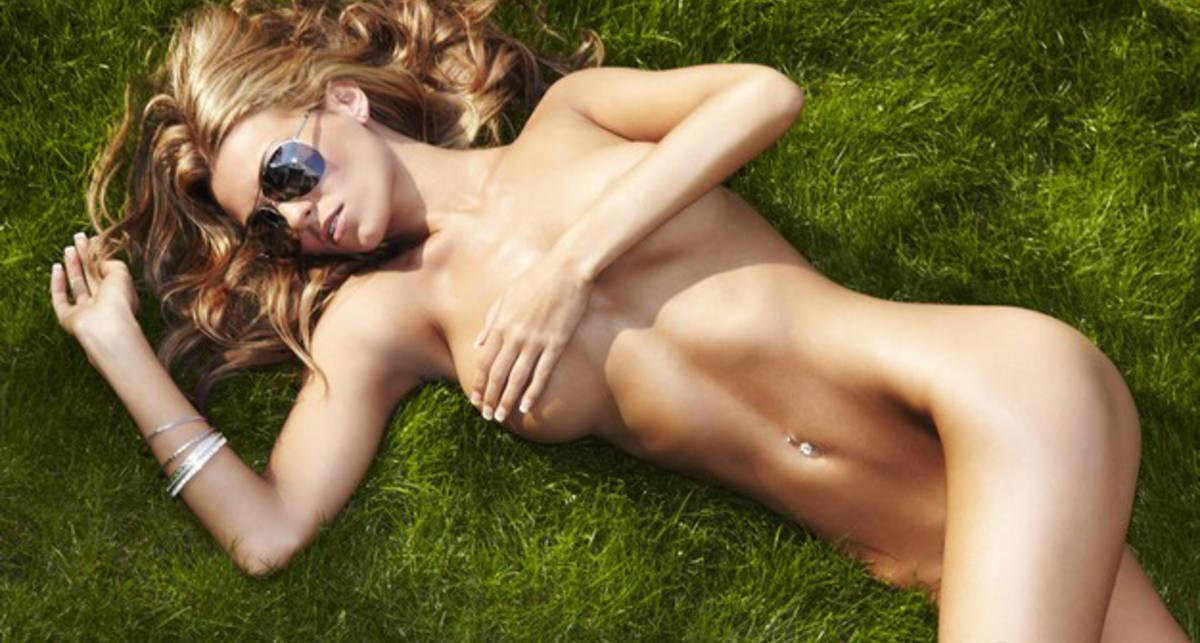 Мисс Ливерпуль: и красотка, и трава