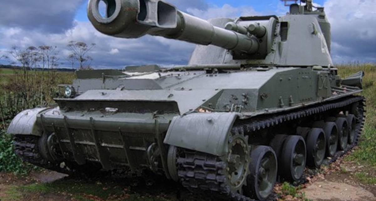 ТОП-8 стволов, которые продает Украина