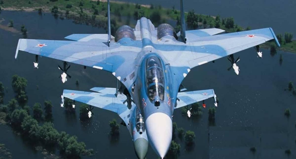 Самолеты-убийцы летят на Крым