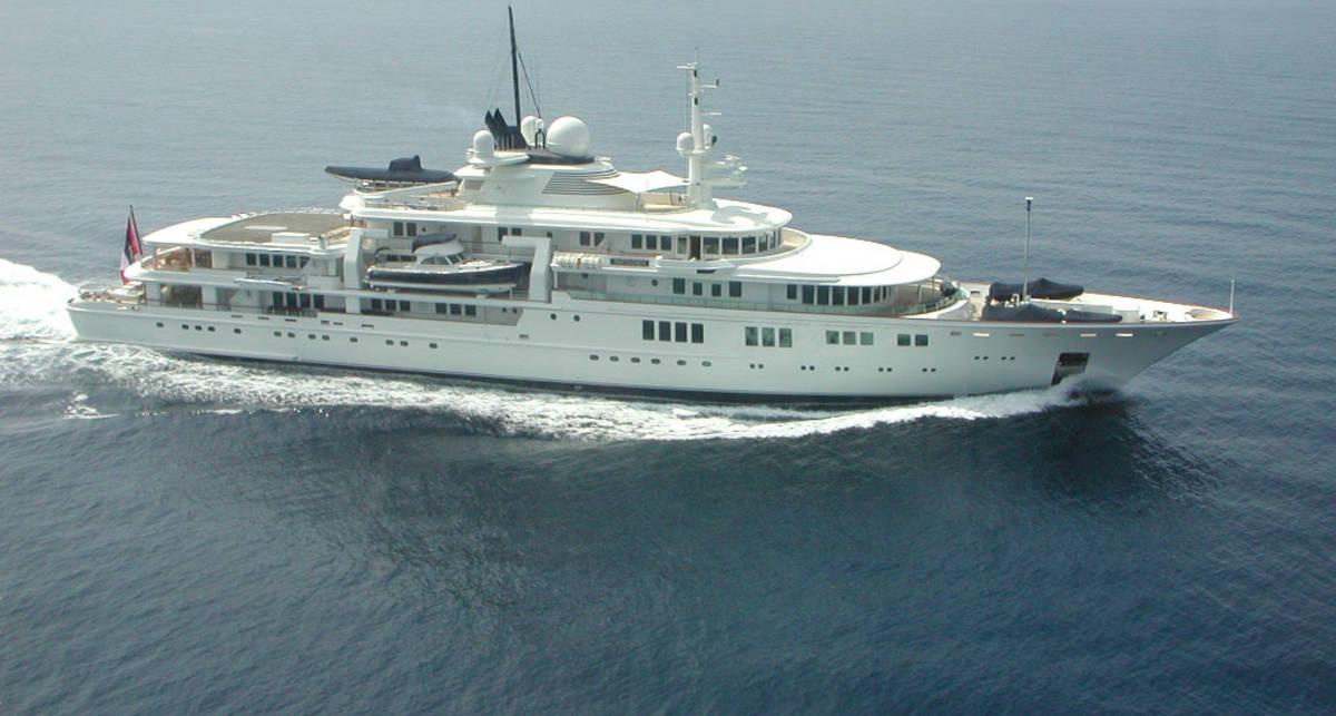 ТОП-10 самых дорогих яхт мира
