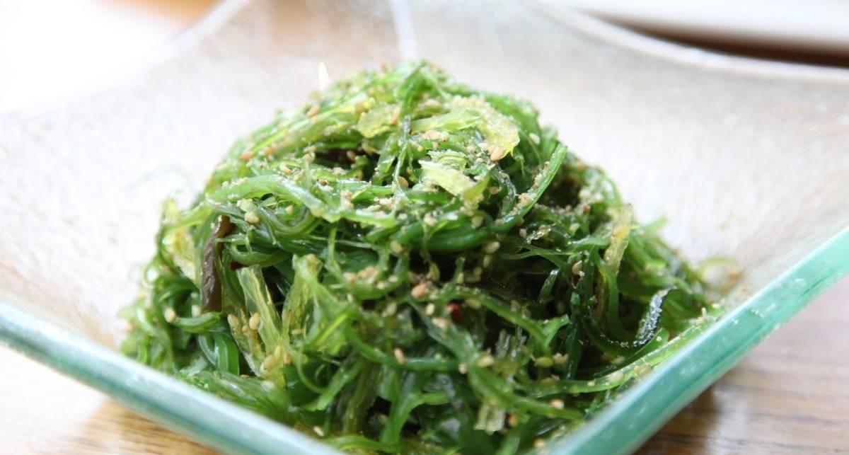 Морские водоросли: витамины сердца