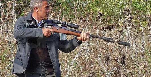 Легендарное оружие: карабин террориста
