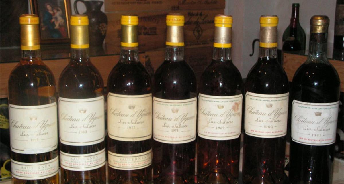 Вино за $100.000: самое дорогое в мире