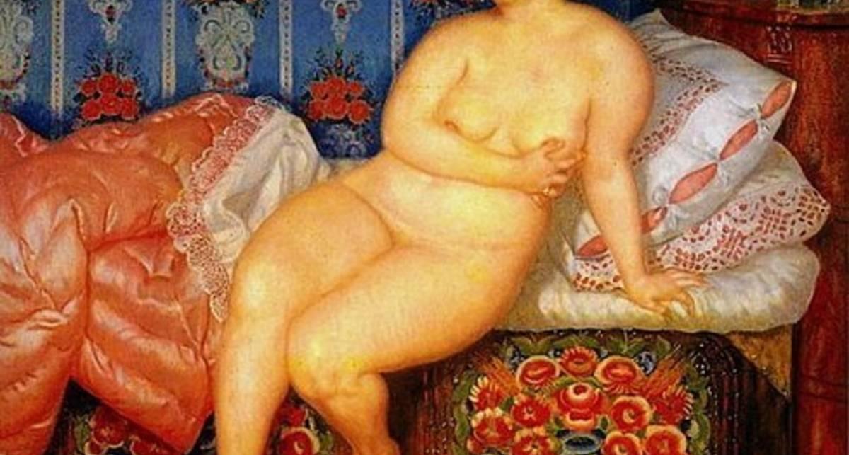 Ученые: больше вес - чаще секс!