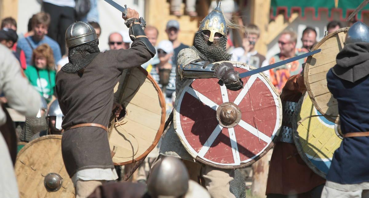 Мега-драка: под Киевом сойдутся 700 рыцарей