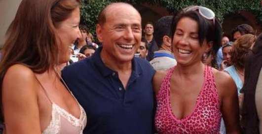 Вечеринка у Берлускони: 20 девок и премьер
