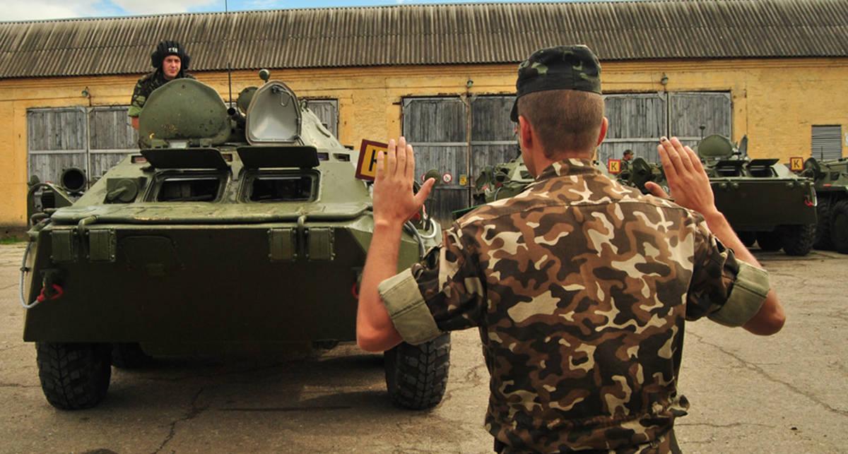 Армейская элита мира воюет во Львове