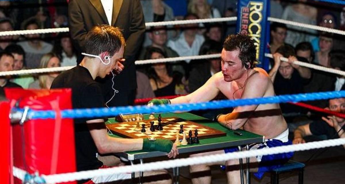 Мат на ринге: шахматисты vs боксеры