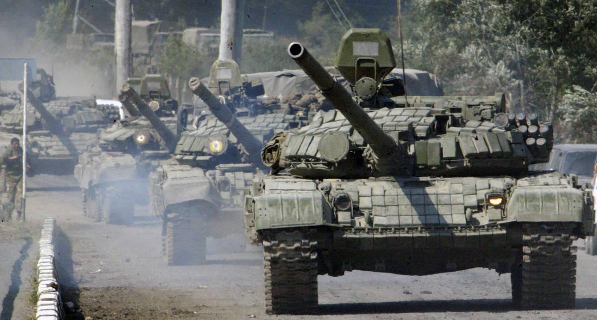 Война в Осетии: как это было
