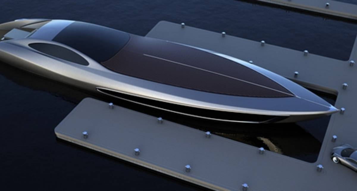 Роскошный яхтомобиль: скоро в море!