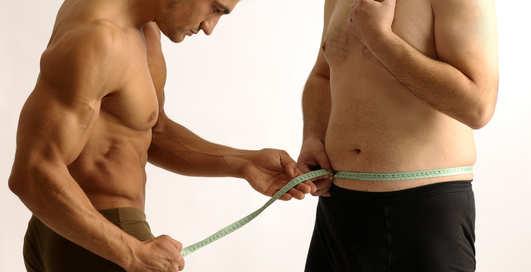 Как убить жир, что ниже пупка?