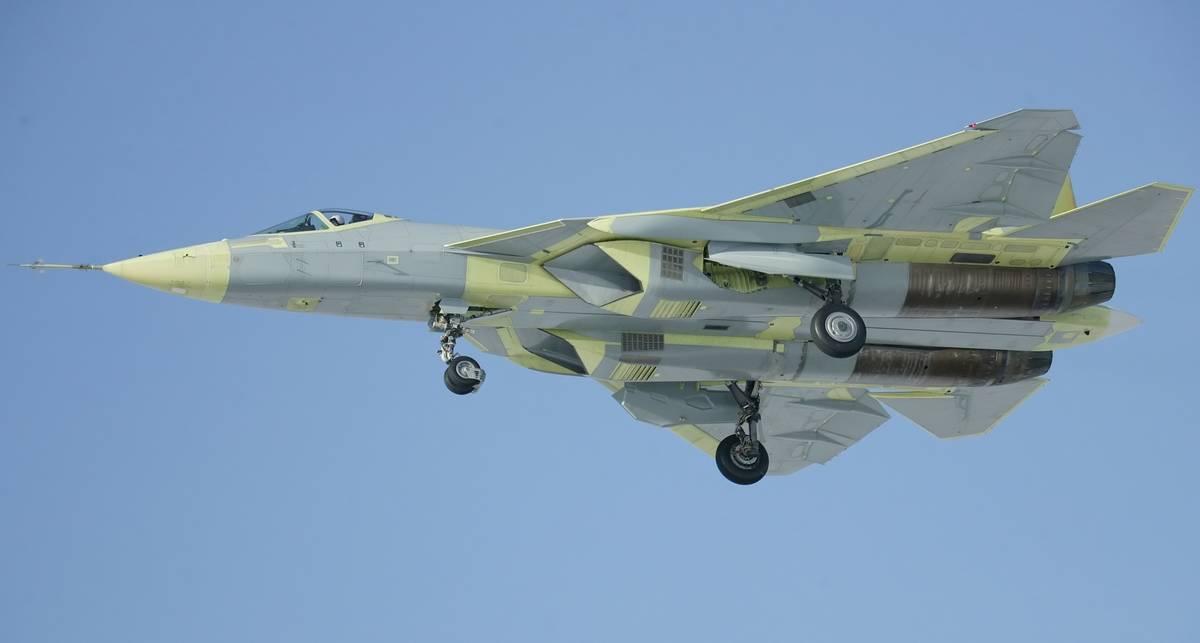 Главная новинка МАКС-2011: крутой Т-50