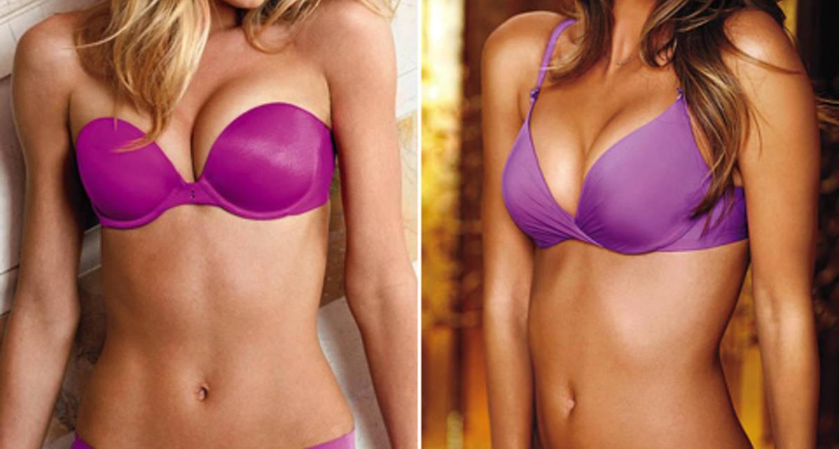 Стрип-дуэль от моделей Victoria's Secret
