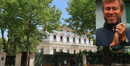 Авеню миллиардеров: новый дом Абрамовича