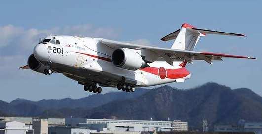 Японский передовой: полет нового Kawasaki