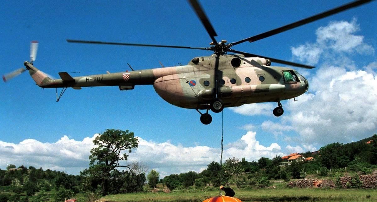 Высокий полет: как падать с вертолета