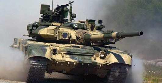 Танк Т-90С: наше светлое будущее