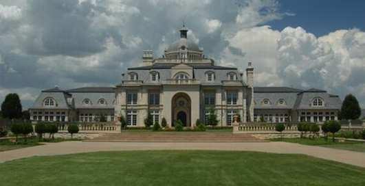 Версаль в Техасе: жилье настоящего ковбоя