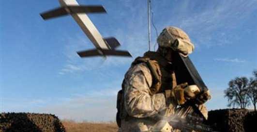 Беспилотник в рюкзаке: новое оружие США