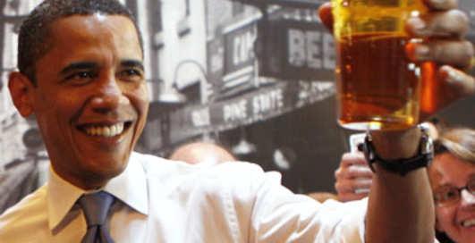 Эль президента: Какое пиво варит Обама