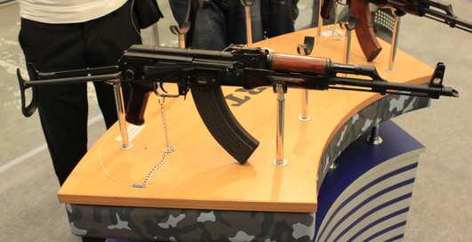 Оружие и безопасность-2011: Винтовки и автоматы
