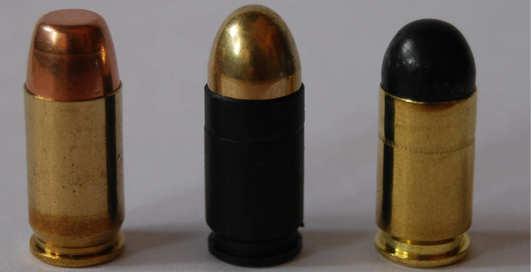 Новые боеприпасы: патроны из пластика