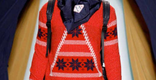 Правила моды-2012: Свитера