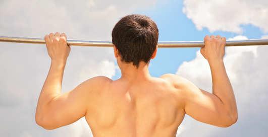 Как научиться подтягиваться 30 раз?