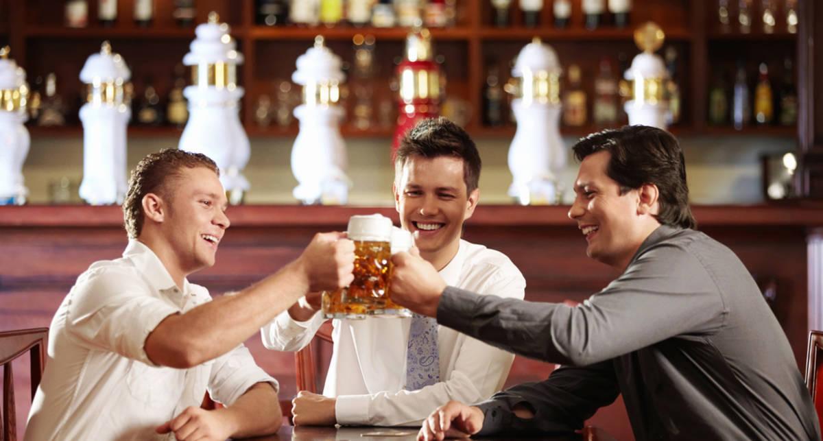 Три здоровых причины пить пиво