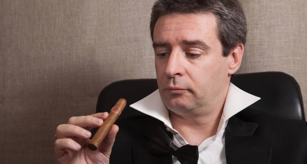 Курение начисто отшибает память