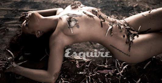 Рианна: самая сексуальная от Esquire