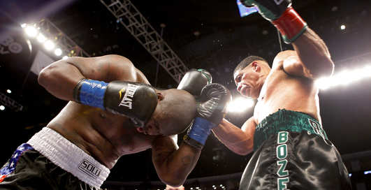 Боксер-уголовник вновь на ринге