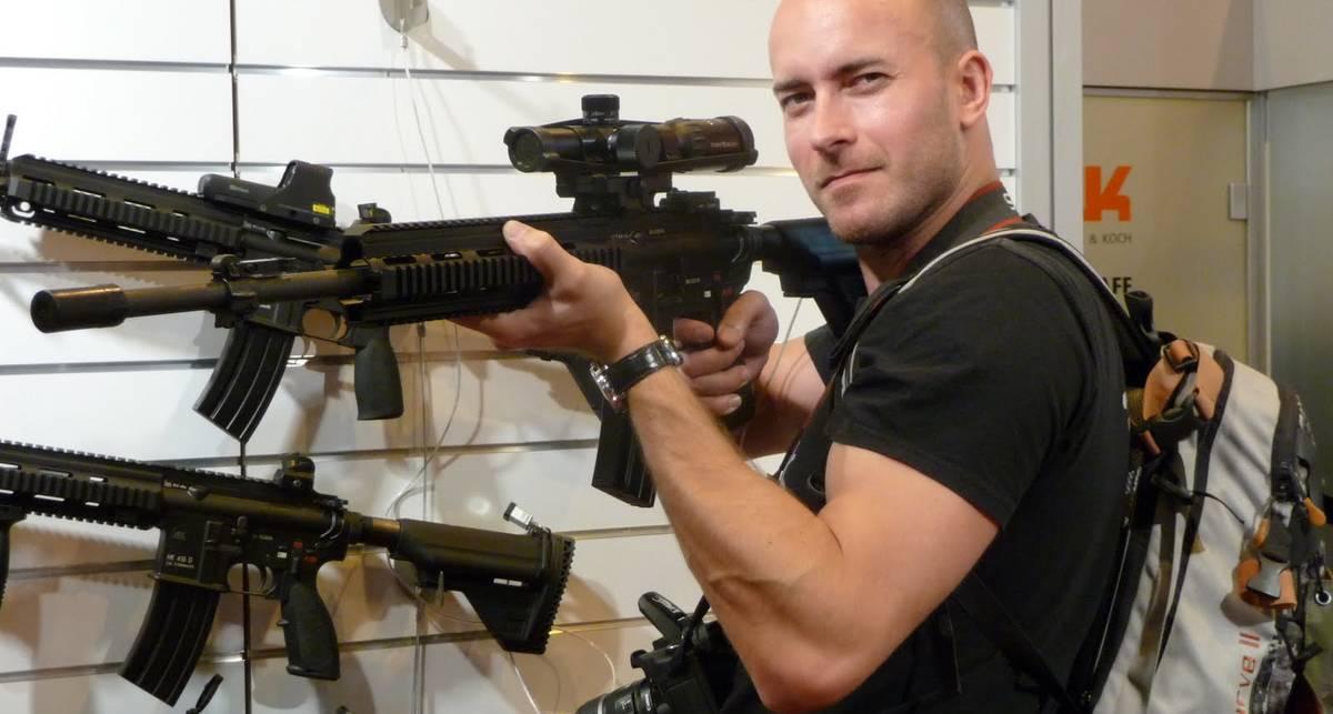Франция удивляет мир новейшим оружием