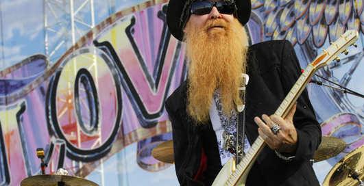 ТОП-7 самых знаменитых бород