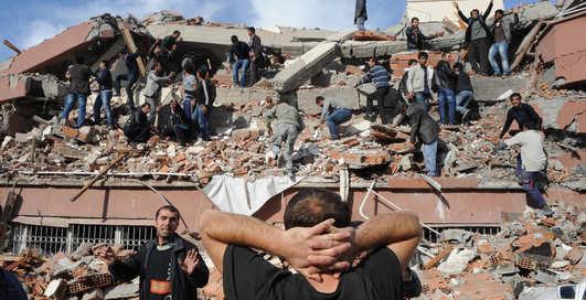 Курортный завал: как спасают Турцию