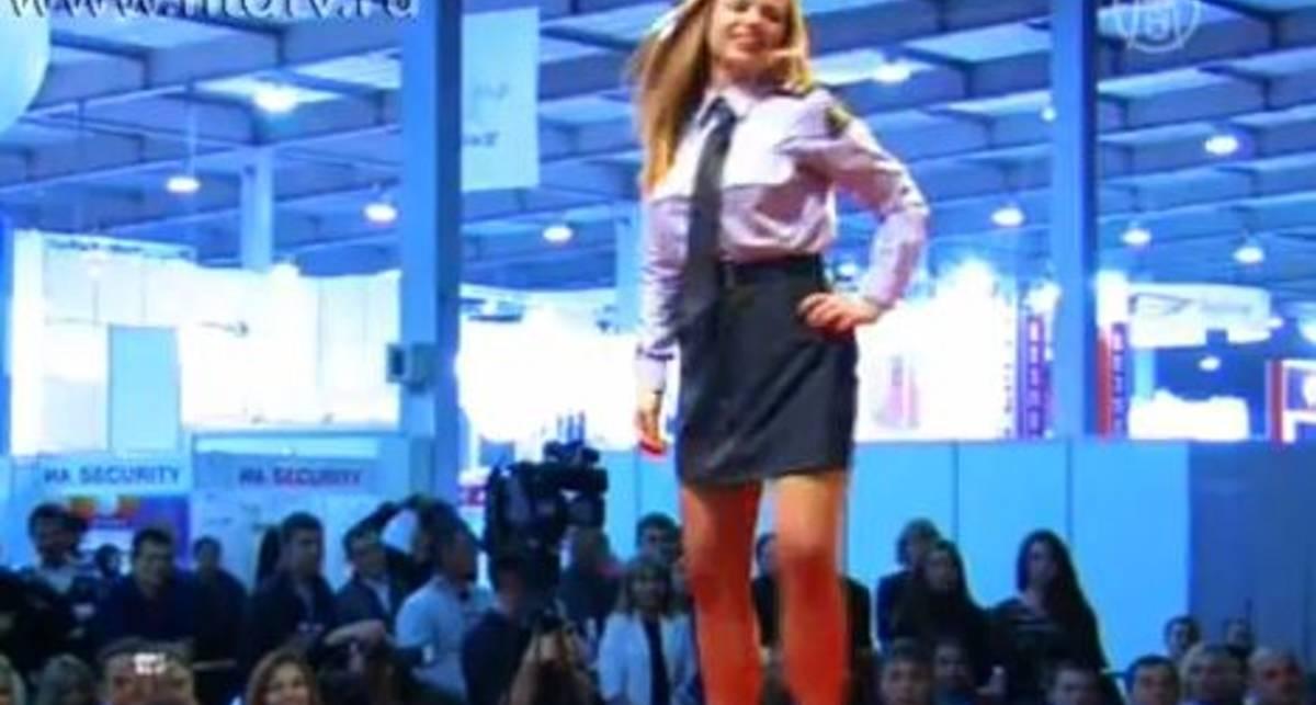 Miss Security-2011: сексуальная охрана в Киеве