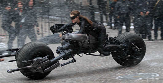 Бэтмен жив: последние кадры со съемок