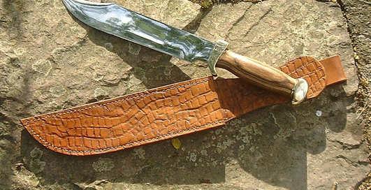 ТОП-5 лучших ножей из кино