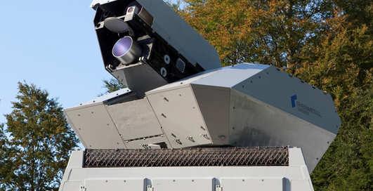 Лазеры научились сбивать самолеты