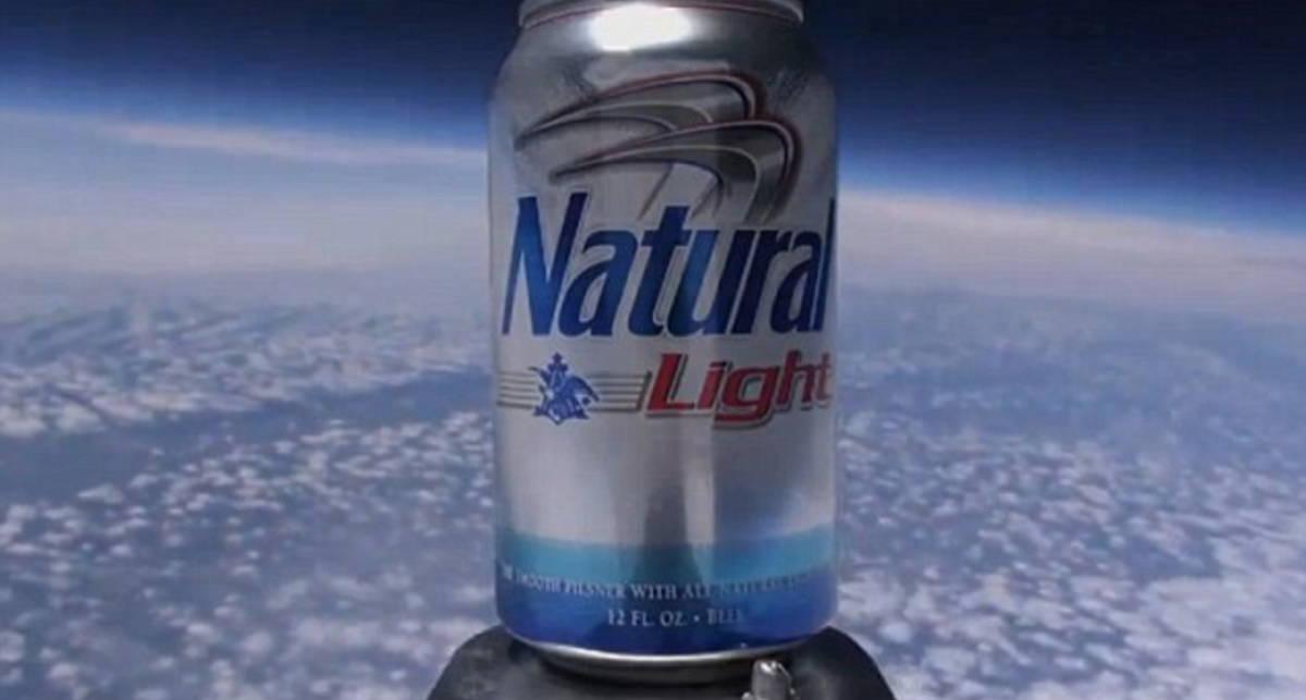 Как запустить пиво в космос?