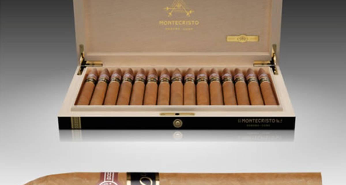 Сигары Montecristo: 5 лет выдержки