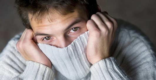 ТОП-12 мужских свитеров зимы-2012