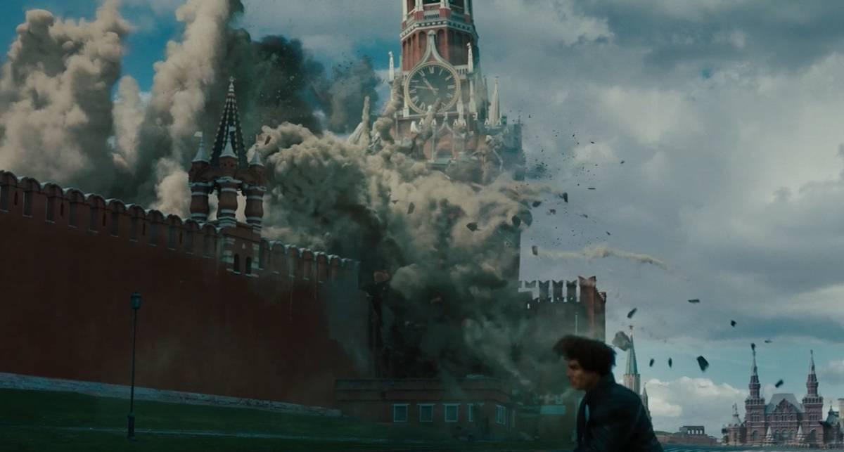 Мужское кино: как взрывали Кремль