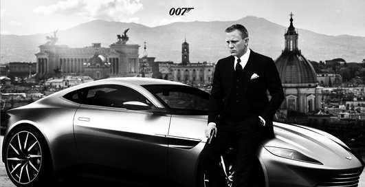007 Спектр: ТОП-5 неизвестных фактов о Джеймсе Бонде