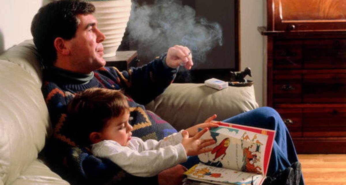 Табак - отцовству главный враг